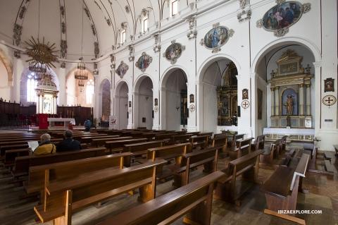Museu Diocesà Catedral de Santa Maria de les Neus dEivissa - Ibiza Guide